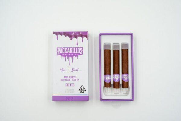 Packwoods Packarillos Gelato