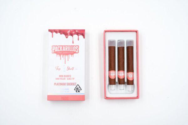 Packwoods Packarillos Platinum Sherbert