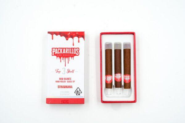 Packwoods Packarillos - Strawnana