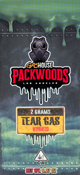 Packwoods gas house tear gas