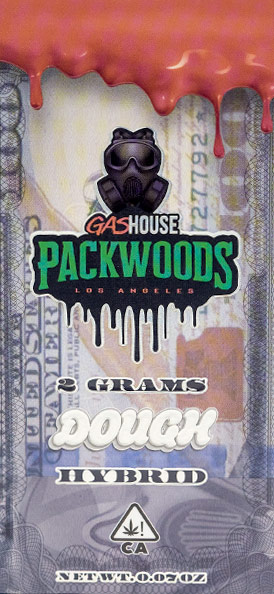 Packwoods gas house dough