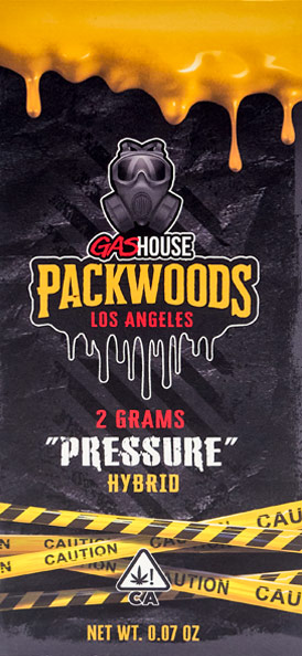 packwood gas house pressure