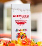 Packwoods X Marathon Gummies